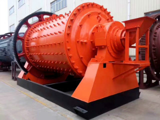 Metal Ore Crusher Mineral Grinding Mill