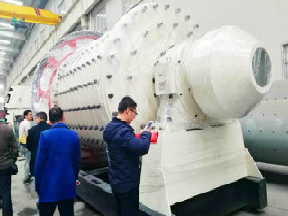 Gold Ball Mill For Sale In China