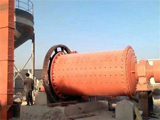 Iron Ore Crusher Ball Mill In India