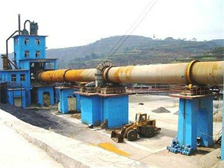 Gold Ore Concentration Plant Stone Crushing Plant