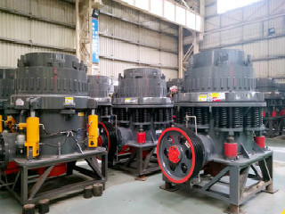 Widely Used Mrc Series Standard Cone Crusher For Gravel
