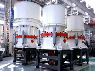 High End Hard Granite Type Cone Crusher Factory