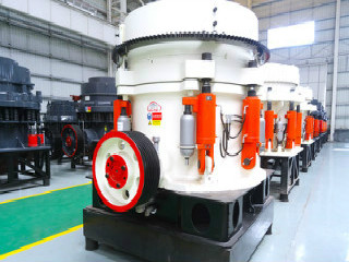 Iso Approved High Performance Short Head Stone Cone Crusher