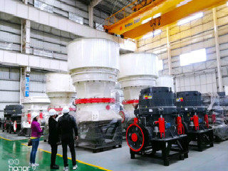 China Copper Ore Crushing Machine Cone Crusher In