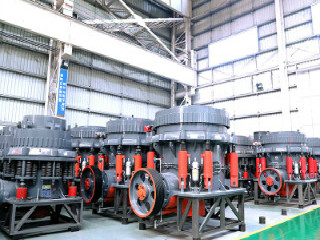 New China Products Heavy Equipment Mining Cone Crusher