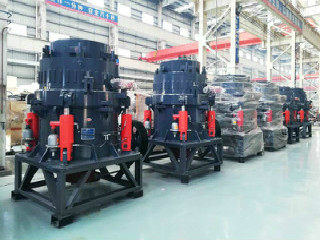 High Performance Stone Cone Crusher Machine View Stone