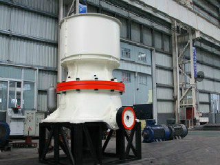 China Concrete Cone Crusher High Performance Symons Cone