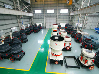 New Technology Iso Approved Stone Cone Crusher With