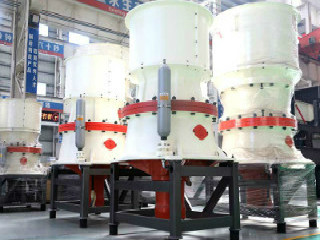 China Best Xhp Series Cone Crusher For Road Building Ce Iso C