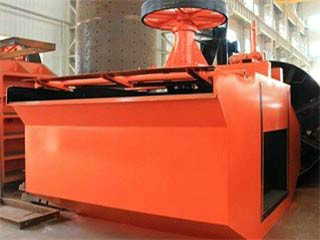 Principles Of Flotation Machines Description