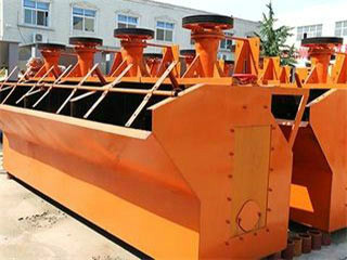 Wyoming Flotation Machine Processing Cement Clinker