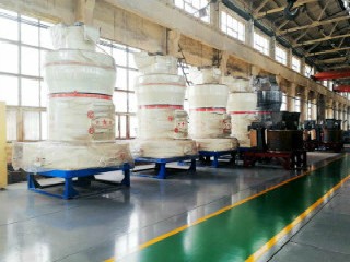 Gypsum Powder Manufacturing Process Quality Grinder