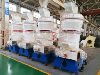 China Hgm Marble Stone Grinding Mill Machinery