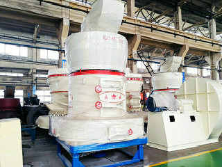 Marble Shell Powder Making Machines