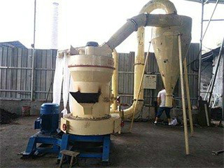 Marble Stone Powder Making Machine