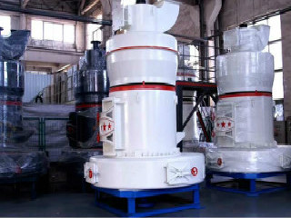 China Mining Use Stone Powder Making Plant Ore Grinding