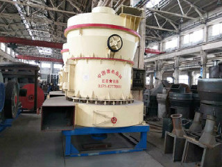 China Marble Powder Grinder Mill Machine