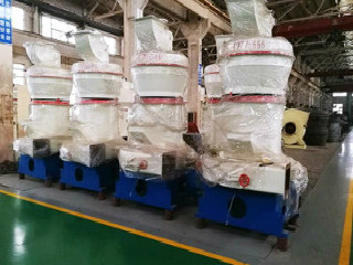 Coal Powder Ball Press Machine By Zhengzhou Zhongzhou