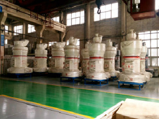 Stone Powder Making Machine