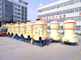 Marble Marble Stone Powder Making Machinery