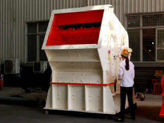 Portable Impact Crusher Crushers For Sale Govplanet