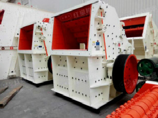 Crusher Plant Shaft Impact Crusher From Shanghai Dingbo