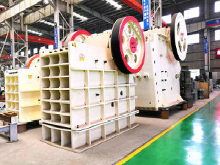 Jc Series Jaw Crusher Luoyang Dahua