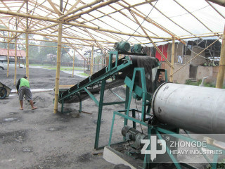 Sand Dryer Slag Dryer Grinding Machine Magnetic