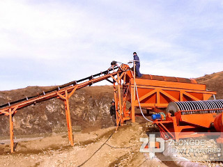 Mining Machinery Ore Magnetic Separator