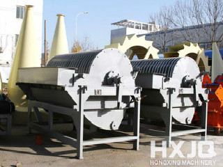 China Mining Machine Wet Magnetic Separator For Iron Ore