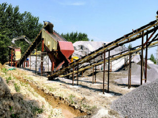 Copper Iron Ore Crusher Limestone Crusher Equipment Quarry