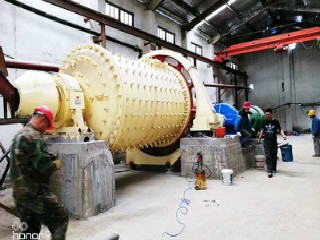 Copper Ore Processing Equipment In Production Line Copper