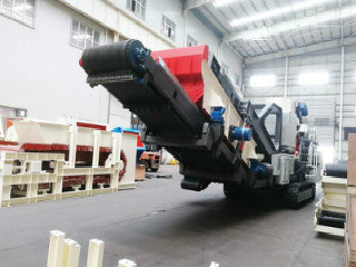 Iron Ore Washing Plant Mobile Crushers All Over The World