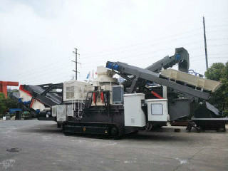 Mobile Crushing Plant Crushing Equipment Grinding Mill