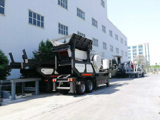 Wholesale Suppliers Of Mobile Crushing Plant From