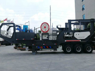 Mobile Crushing Plant Suppliers