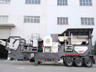 Kaolin Mobile Crusher Provider In Indonessia