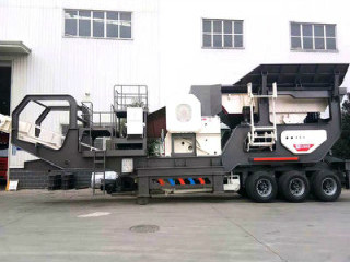 Mobile Gold Ore Impact Crusher For Hire In Indonessia