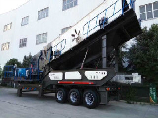 Mobile Crushing Machines Camamach Stone Crusher Plants Sale