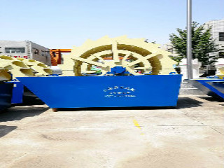 Sand Processing Equipment Manufacturer Lzzg