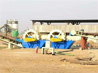 Sand Washer Plant For Sale California