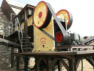 Project Proposal On Stone Crusher Plant Small Scale