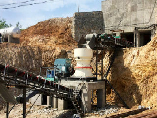 Developed Project Plan For Medium Stone Crusher Ultra