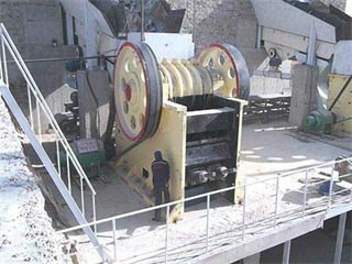 Mesin Stone Crusher Plant