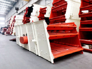 Electromag Vibrating Screen E Mail No Cgm Mining Application